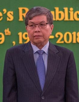 H.E. Mr. Ung Sean