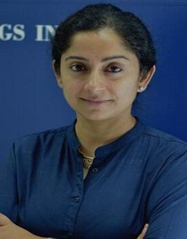 Ms Shamika Ravi