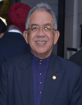 H.E. Haji Sidek bin Ali